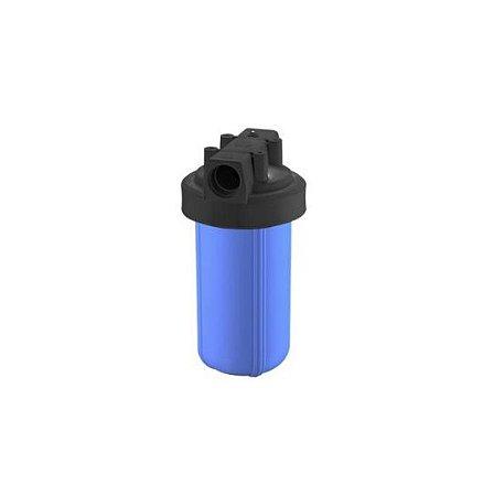 """Carcaça de Filtro Big Blue 10 - Rosca 1.1/2"""" (Vazia)"""