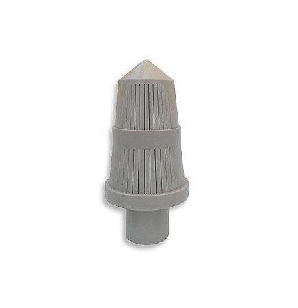 Crepina Cônica Inferior Plástica para Tanques FRP