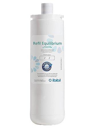 Refil Alcalinizador p/ Purificadores IBBL FR600 Equilibrium