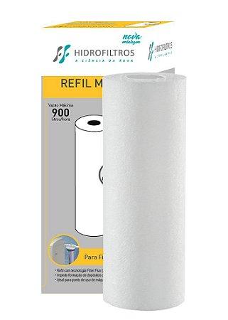 Refil para Filtro Filter Flux 7 Hidro Filtros Máquinas de Lavar