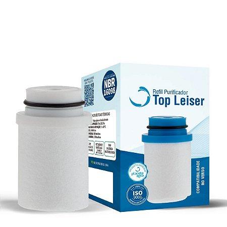 Refil Top Leiser Branco Adaptável Filtros Leiser e Clius1175