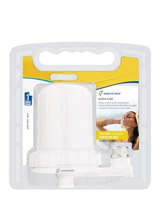 Filtro Declorador para Chuveiro/ Ducha Care Hidro Filtros