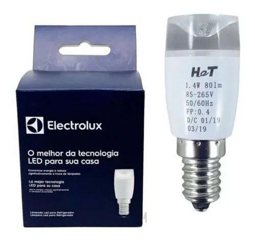 Lâmpada Led Geladeira Electrolux Df51/df52/df80 Original