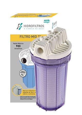 """Filtro para Máquinas de Lavar Roupas e Louças Filter Flux 7"""""""