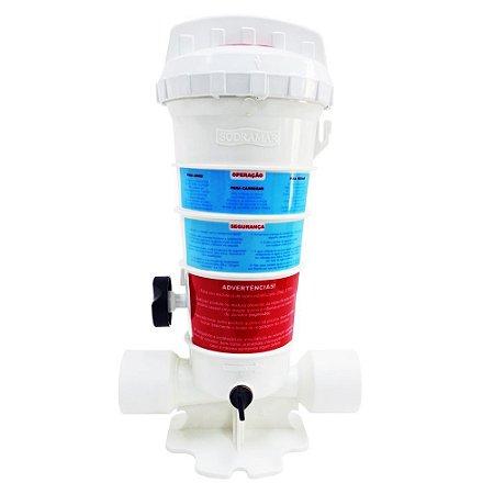 Dosador de Cloro Sodramar para Piscinas e Caixas d' Água