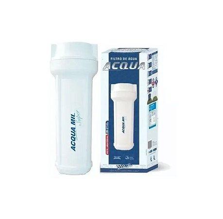 Filtro Declorador de Água p/ Ponto de Uso Bebedouro Torneira