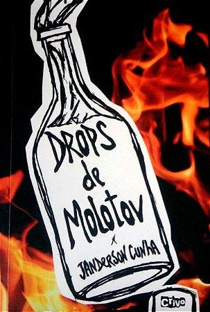 E-book Drops de Molotov, de Janderson Cunha