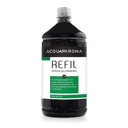 Refil para Difusor de Ambientes  1,1L Alecrim  Acqua Aroma