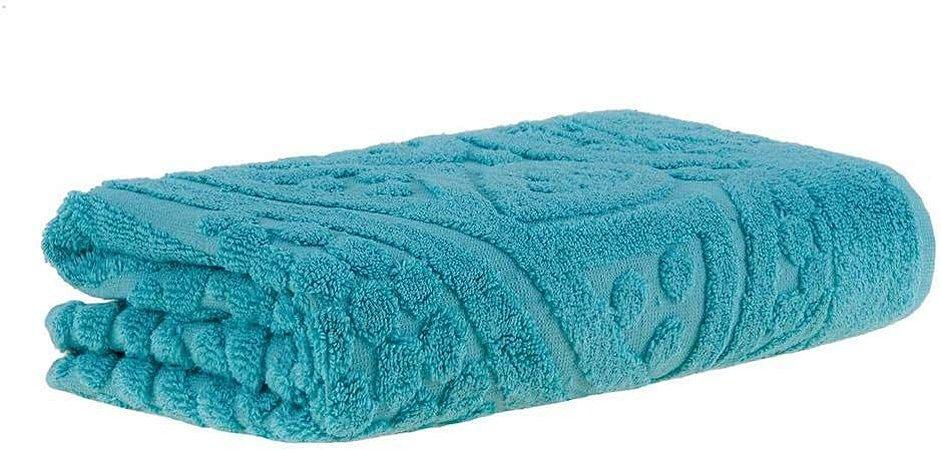 Toalha banho lanai air 70x135 azul Buddemeyer