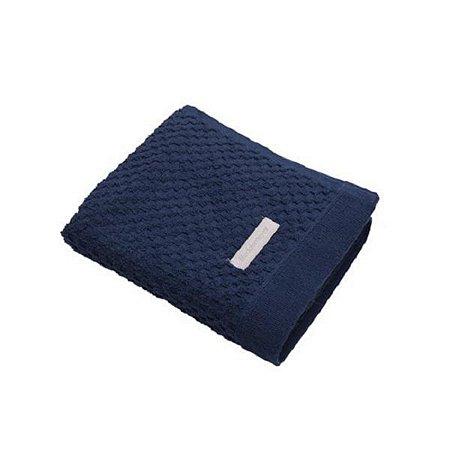 Toalha rosto yumi 48x80 azul Buddemeyer
