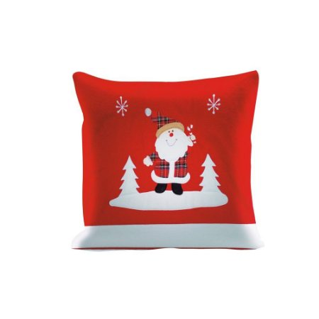 Capa P/Cadeiras Noel Natalino 47x44 1un Cromus