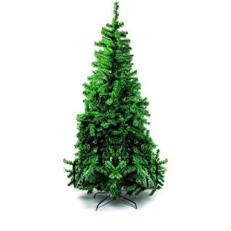 Arvore De Natal Portobelo Verde 210cm 1UN. Cromus