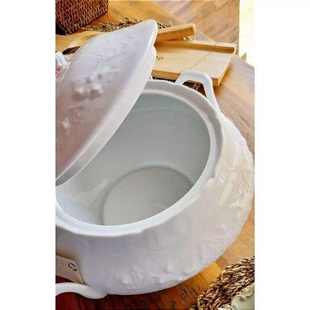 Sopeira Porcelana Limoges Vendange 4,4l Wolff
