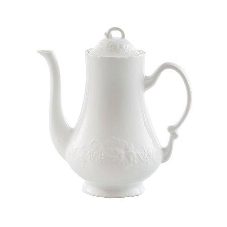 Bule Para Chá Café Porcelana Limoges Vendange 1,3l Wolf