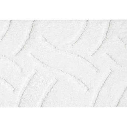 Tapete Luxury  50x80 Branco Vizapi