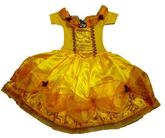 Vestido Princesa Betina