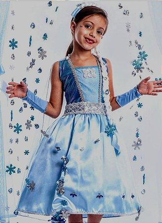 Vestido Princesa Glammy