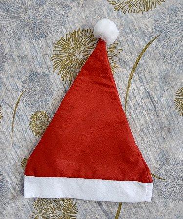 Gorro Papai Noel infantil