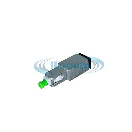 Atenuador Óptico SC/APC SM