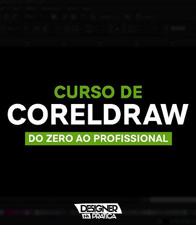 CURSO de Designer na Pratica COREL DRAW