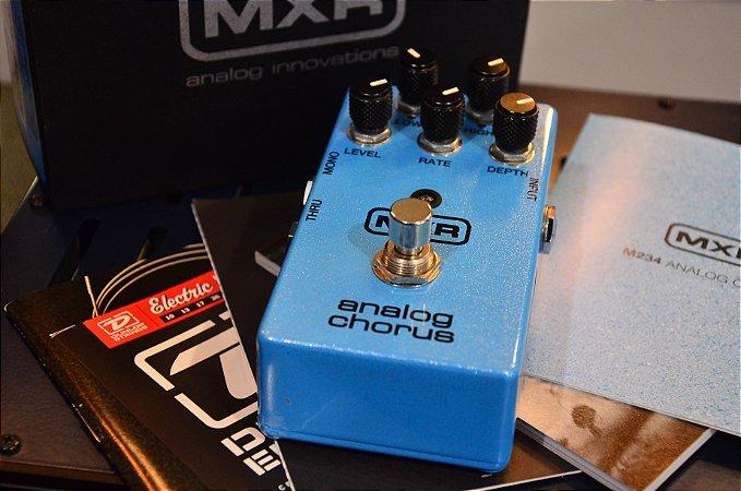 Pedal MXR Analog Chorus