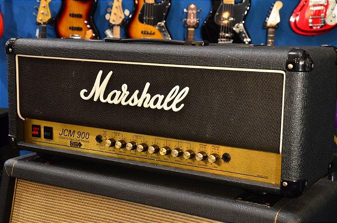Amplificador Marshall JCM900 Hi Gain Dual Reverb