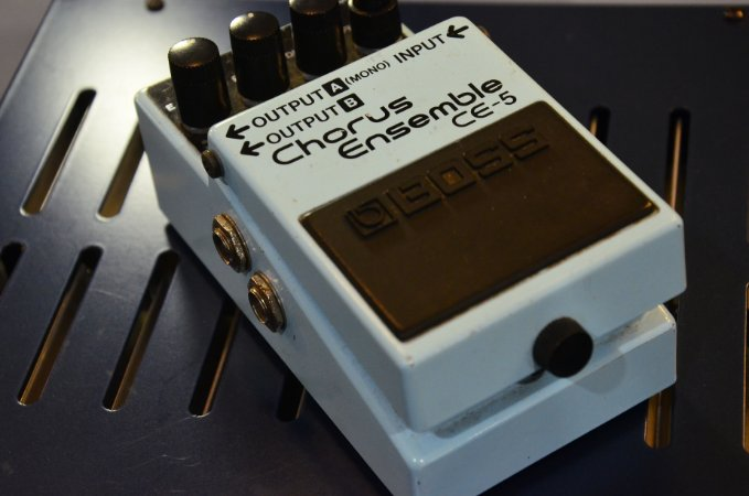 Pedal BOSS Chorus Essemble CE-5