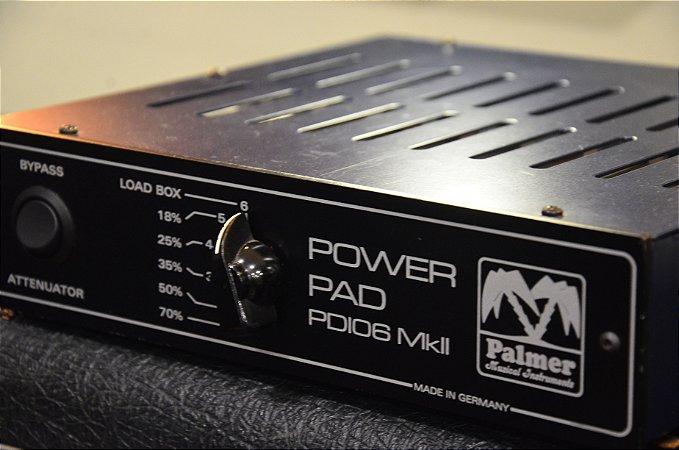 Atenuador Palmer PDI 06 MkII 8 Ohms - Made in Germany