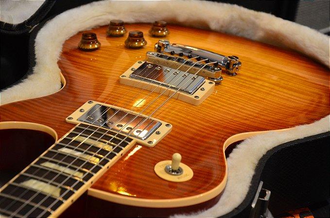 Guitarra Gibson Les Paul Standard Plus Light Burst