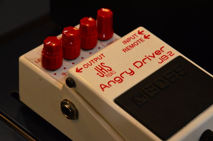 Pedal Boss JHS Angry Driver JB-2