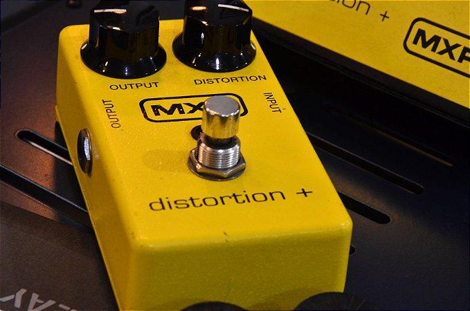 Pedal MXR Distortion +