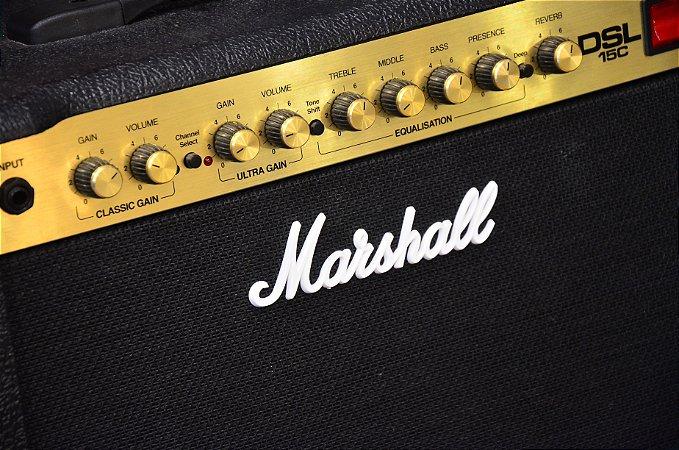 Amplificador Marshall DSL 15R