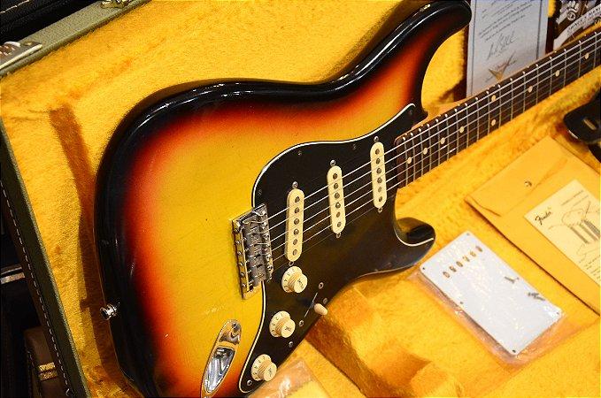 Guitarra Fender Stratocaster 1960 Closet Classic Custom Shop