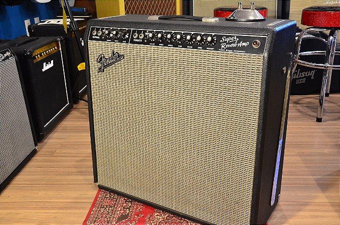 Amplificador Fender Super Reverb Amp Reissue