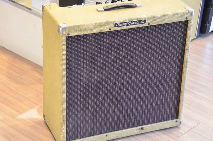 Amplificador Peavey Classic 50 Made in USA