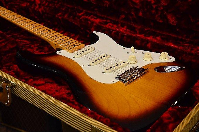 Guitarra Fender Stratocaster American Vintage Hot Rod 50s 2Color Sunburst