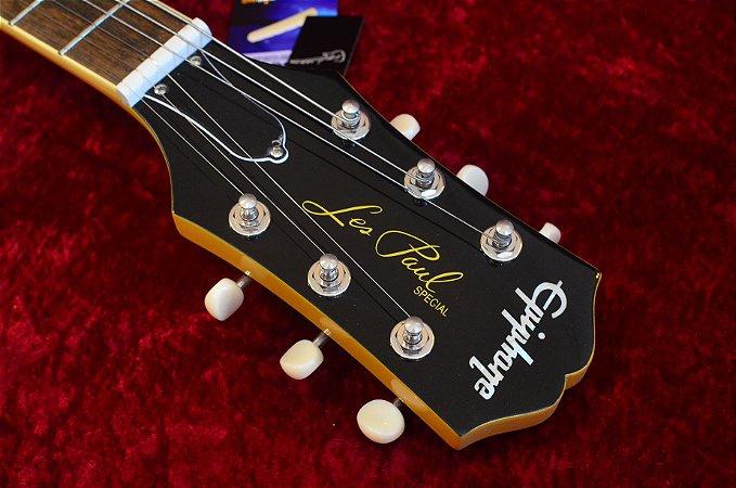 Guitarra Epiphone Les Paul Special TV Yellow