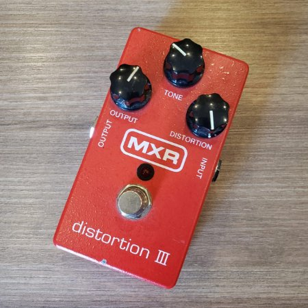 Pedal MXR Distortion III