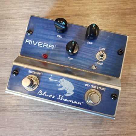 Pedal Rivera Blues Shaman Overdrive