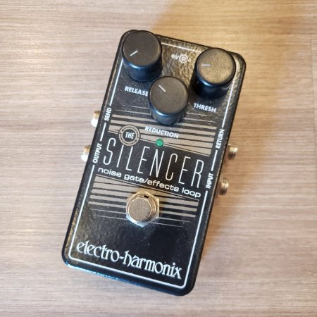 Pedal EHX Silencer Noise Gate/Effects Loop