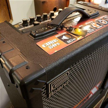 Amplificador Roland Cube 80X