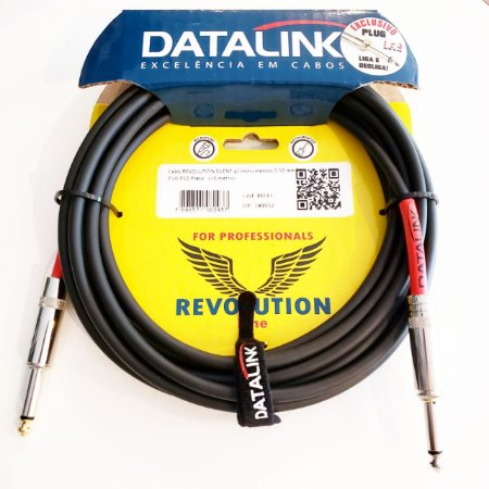 Cabo Datalink Revolution Silent P10-P10 3m