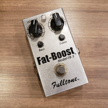 Pedal Fulltone Fat-Boost FB-3