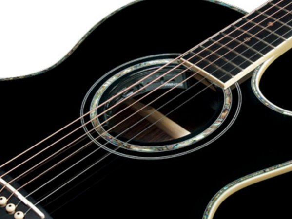 Violão Ibanez Joe Satriane JSA10 All Solid - Fishman