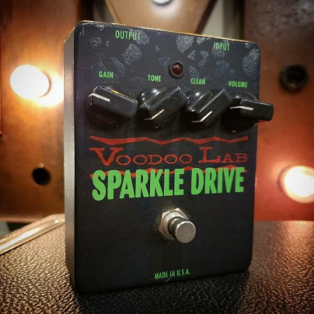 Pedal Voodoo Lab Sparkle Drive