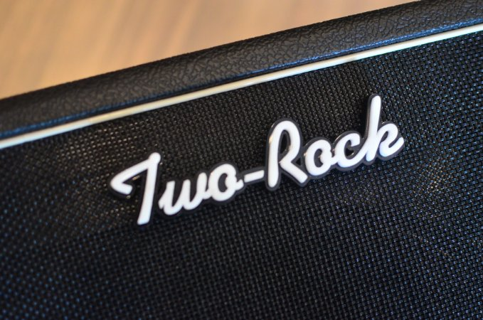 Caixa K&K Two Rock Model 112