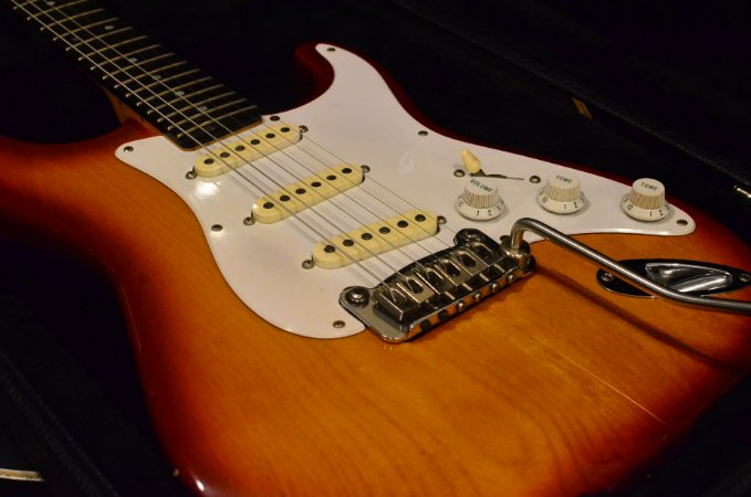 Guitarra G&L Legacy Made in USA