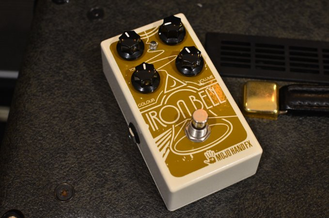 Pedal MOJO FX Iron Bell