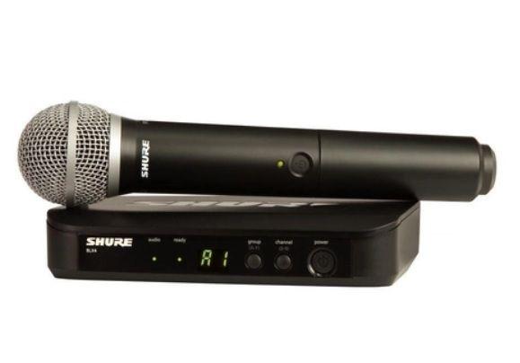 Microfone Shure BLX PG58