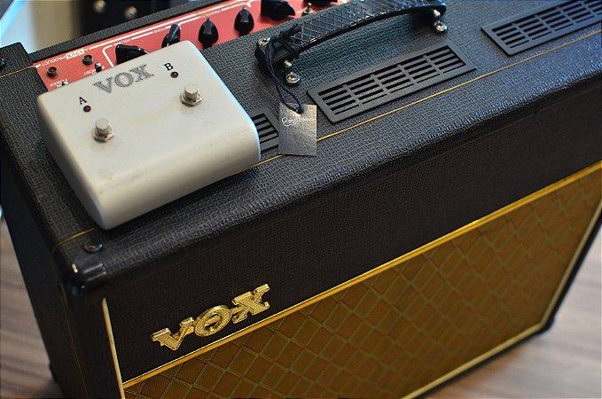 Amplificador VOX AC30 CC1